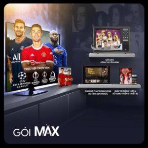 gói max fpt play